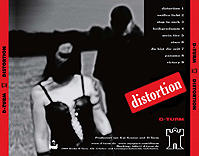 "CD ""Distortion"""